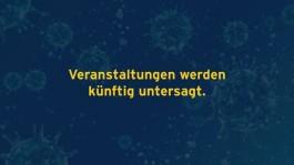 Weitere Maßnahmen der Bundesregierung zur Eindämmung des Coronavirus