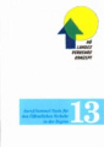 NÖ Landesverkehrskonzept, Heft 13; Anruf-Sammel-Taxis für den Öffentlichen Verkehr in der Region - Broschüre