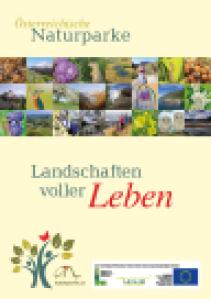Informationsbroschüre über Österreichische Naturparke