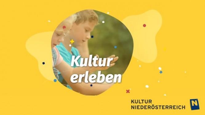 Kultursommer Niederösterreich - Jetzt geht's los!