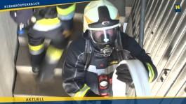 NÖ Feuerwehren rückten 2018 zu 69.734 Einsätzen aus