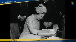 Das Goldene Buch des Landes Niederösterreich- Episode 2 Queen Elizabeth II und Prinz Philip