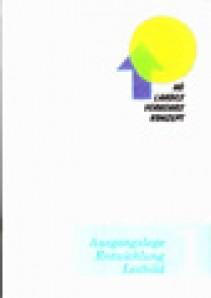 NÖ Landesverkehrskonzept, Heft 1; Ausgangslage, Entwicklung, Leitbild - Broschüre