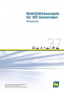 Mobilitätskonzepte für NÖ Gemeinden,  Schriftenreihe Heft 37