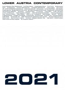 Lower Austria Contemporary 2021