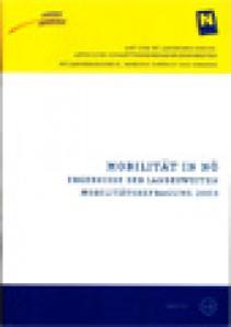 NÖ Landesverkehrskonzept, Heft 21; Mobilität in Niederösterreich - Ergebnisse der landesweiten Mobilitätserhebung 2003 - Broschüre