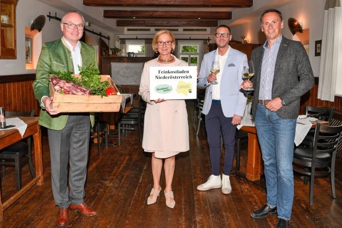 """Projekt """"Feinkostladen Niederösterreich"""" fördert regionale Partnerschaften"""