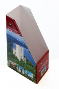 NÖ Kulturwege-Sammelbox für 12 Hefte