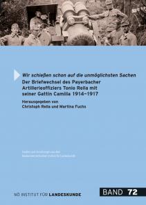 Christoph Rella und Martina Fuchs (Hrsg.): Wir schießen schon auf die unmöglichsten Sachen