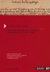 Kornelia Holzer-Tobisch: Das älteste Korneuburger Stadtbuch