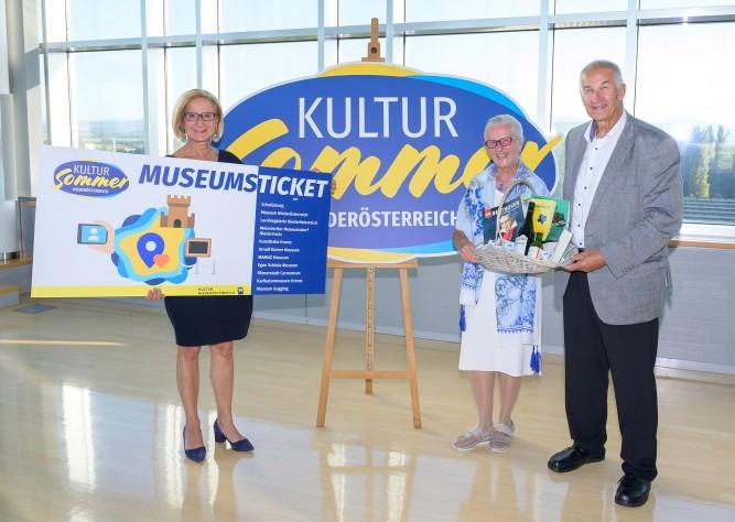 Bilanz Kultursommer Niederösterreich: 100 Tage, 2.000 Veranstaltungen, über 300.000 Besucherinnen und Besucher