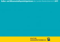 Kultur- und WissenschaftspreisträgerInnen des Landes Niederösterreich 2011