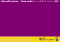 Kulturpreisträgerinnen und Kulturpreisträger 2012
