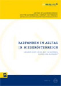 NÖ Landesverkehrskonzept, Heft 24; Radfahren im Alltag in Niederösterreich - Broschüre