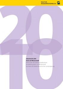 Kulturbericht 2010